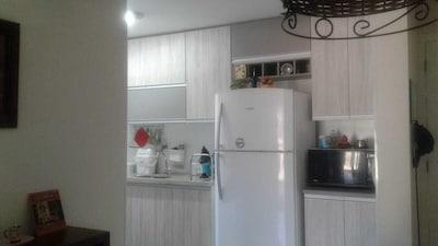 Apartamento novo em Maitinga proximo ao SESC 100m da praia