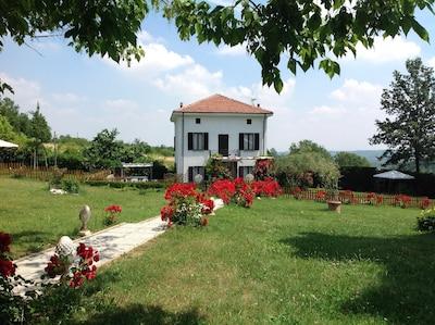 Cassine, Piémont, Italie