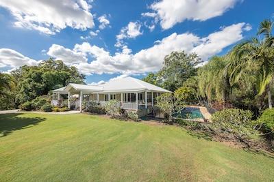 Diddillibah, Sunshine Coast, Queensland, Australia