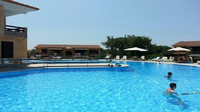 Appartamento in parco con piscina