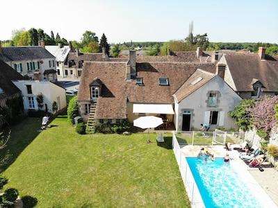 Ingrannes, Loiret, France