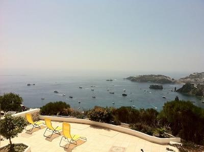 """Villa indipendente vista mare """"Profumo di mirto"""""""
