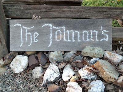 The Tolman family were the former owners and long time Anderson Valley residents