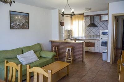 Villas de la Ventosa, Castille-La Manche, Espagne