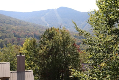 View of Loon Mtn