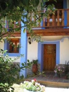 La Portalina Azul