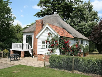 Lodge cottage