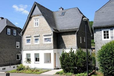 Vorseite Villa