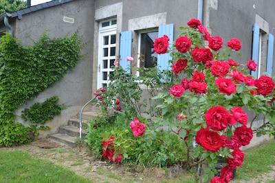 Station Clamecy Corbigny, Corbigny, Nièvre, Frankrijk