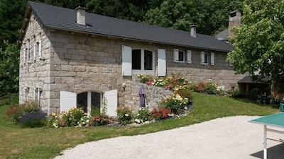 Le Cenacle - Maison Therese Couderc, Lalouvesc, Ardeche, France