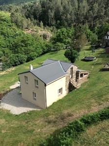 Moissac-Vallée-Française, Lozère, Frankreich