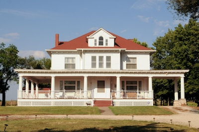 This is a restored and renovated century old Colonial Country Estate.