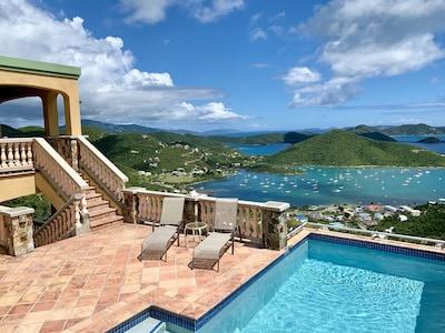Lower Carolina, St. John, U.S. Virgin Islands