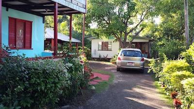 Shades Cottage Yard