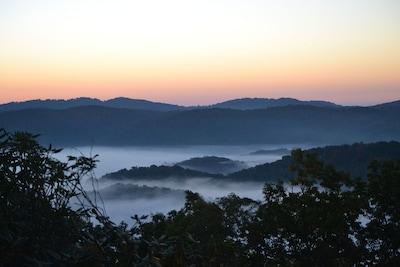 Apple Hill Farm, Banner Elk, North Carolina, USA