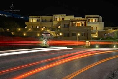 Ville de Thira, Santorin, Égée-Méridionale, Grèce
