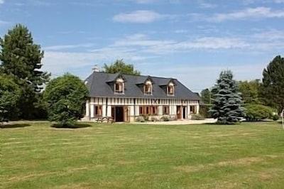 Asnières, Eure Département, Frankreich