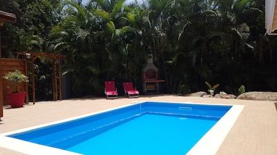Villa TOTOBOIS pour 8 personnes
