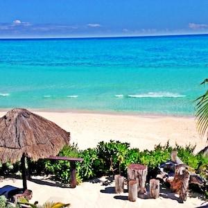 Chunyaxche Lagoon, Chunyaxche, Quintana Roo, Mexico