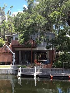 Bayport Park Boat Ramp, Spring Hill, Florida, United States of America