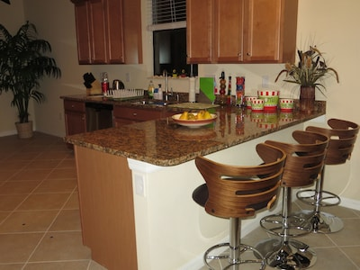3 Bar Stools Kitchen Counter