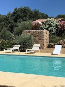 Monacia-d'Aullène, Corse-du-Sud, France