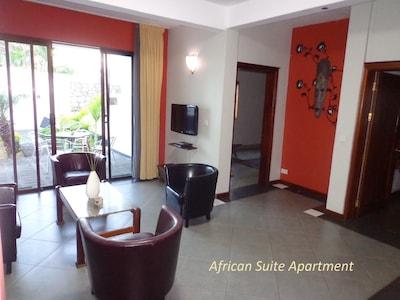 Africain Suite appartement