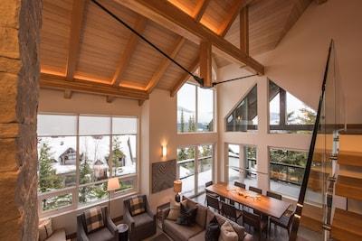 Cedar Ridge, Whistler, British Columbia, Canada