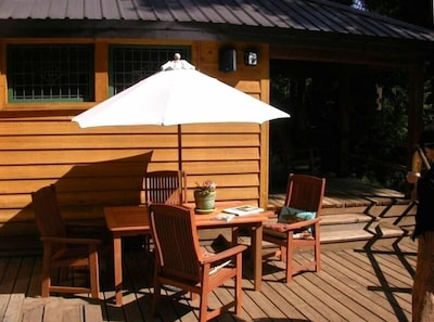 3 Different Decks, Outdoor Space Designed to Be Used