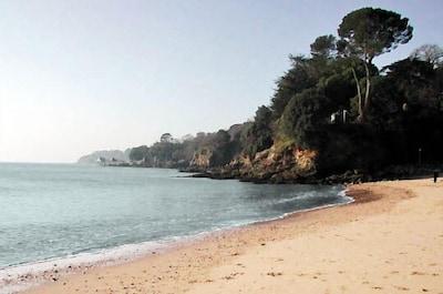 View on the beaches of Saint-Marc-sur-Mer (3 Blue Flag Beaches)