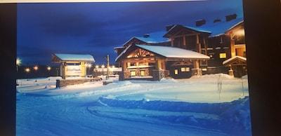 Yellowstone IMAX Theatre, West Yellowstone, Montana, Verenigde Staten