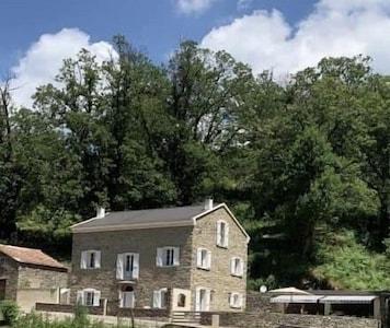 Valle-d'Alesani, Haute-Corse, France