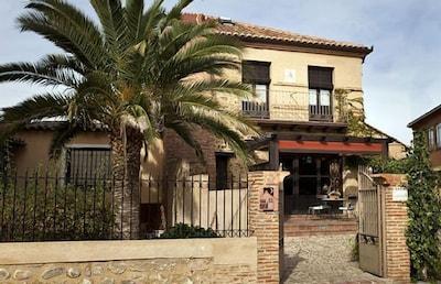 Casa rural (alquiler íntegro) Rincón de San Cayetano para 9 personas