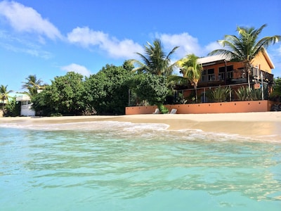 Reef Club Golf Course, Frederiksted, St. Croix Island, U.S. Virgin Islands