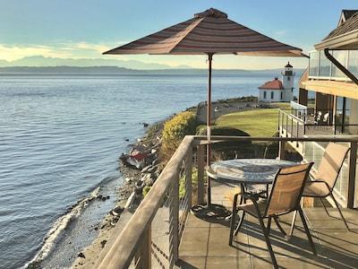 Alki Beach, Seattle, Washington, États-Unis d'Amérique