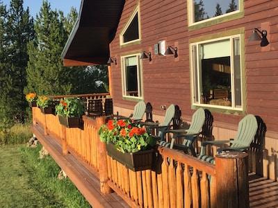 Summer deck!