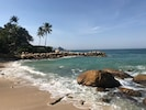 Swimming cove - Perfect for swimming, snorkeling or kayaking