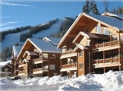 Ski charm -close to the slopes- free shuttle