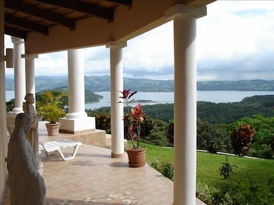 Can You Believe This View From the Veranda of Casa Grande