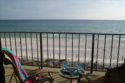 The view from your balcony...