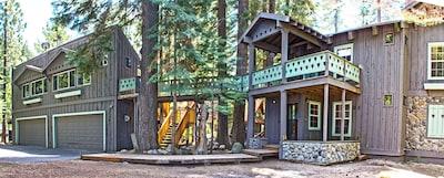 West Bowl Express Ski Lift, California, United States of America