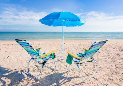 Sandalfoot Beachfront Condominiums, Sanibel, Florida, United States of America