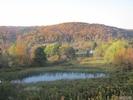 View in fall (no access to ornamental pond - no fishing, no hockey)