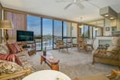 Open floor plan allows for ocean views from all main living areas