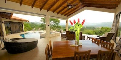 Pool Sun Deck - Outdoor Lounge Area
