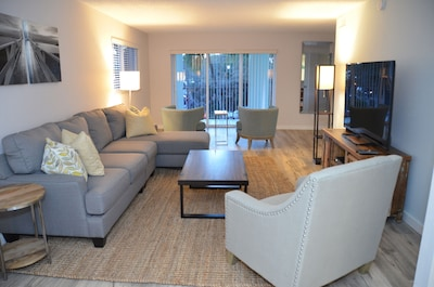 Living Room in the Sea Turtle unit