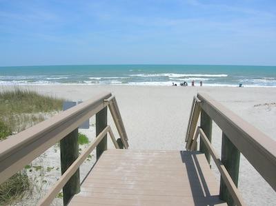I Dream Of Jeannie Lane, Cocoa Beach, Florida, United States of America