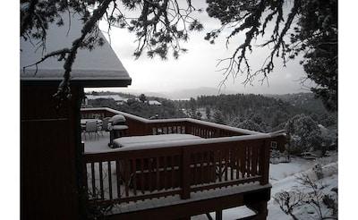 Winter in Ruidoso