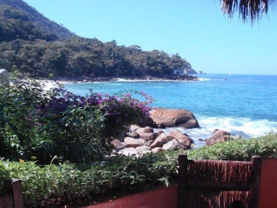View from Restaurant
