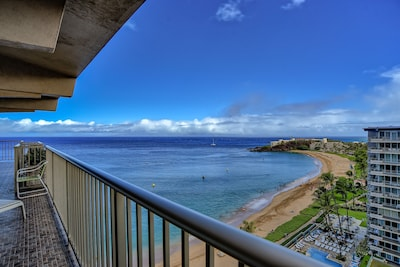 View from Master Bed Room Lanai
